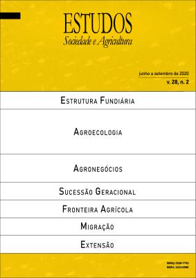 Estudos Sociedade e Agricultura 28-2
