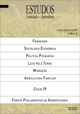 Estudos Sociedade e Agricultura 29-2